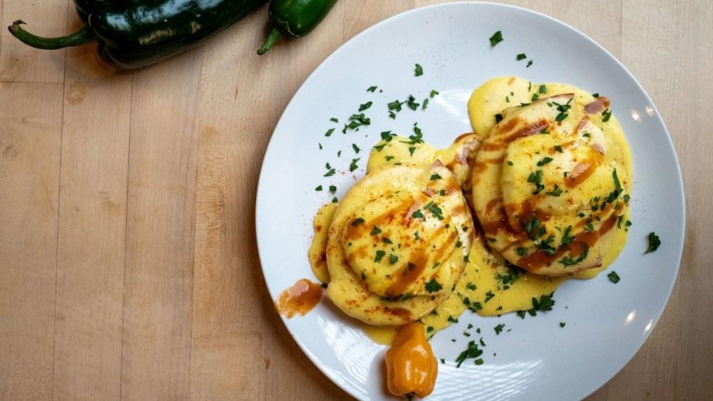 Image of Eggs Benedict