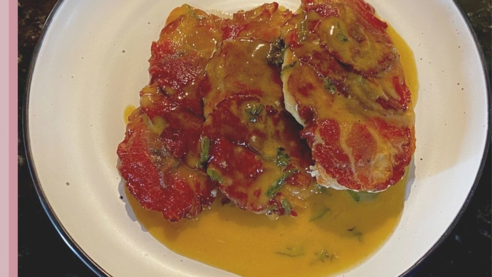 Image of Chicken Saltimbocca - jump in my mouth!