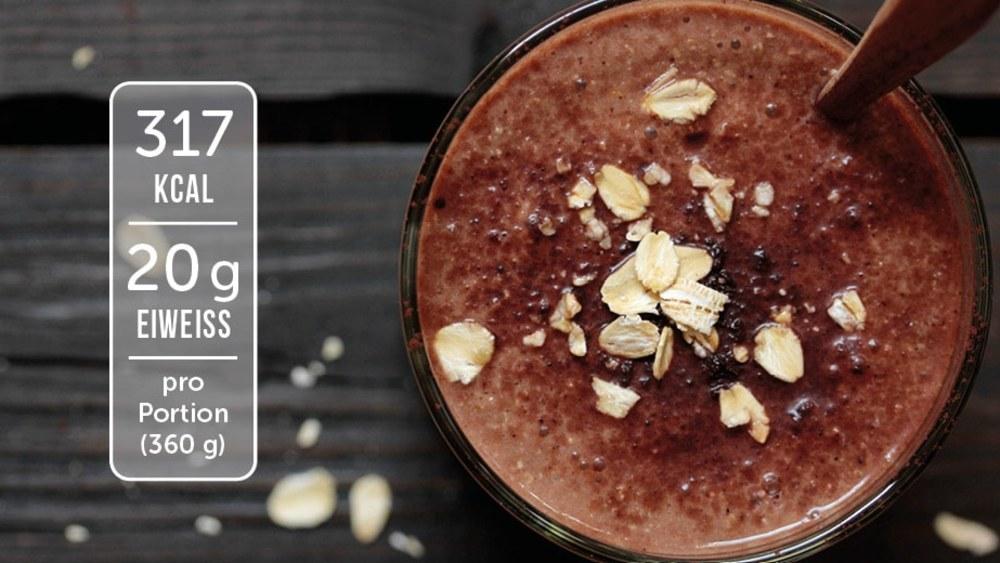 Image of Eiweiß-Shake mit Kakao
