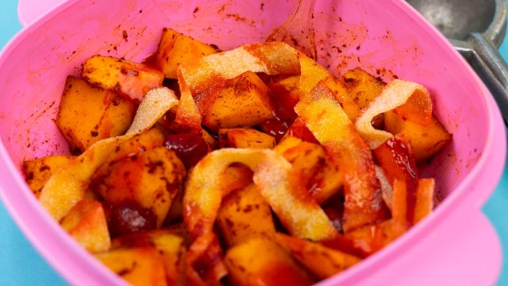 Image ofMelon Snack With Guajillo Powder Recipe