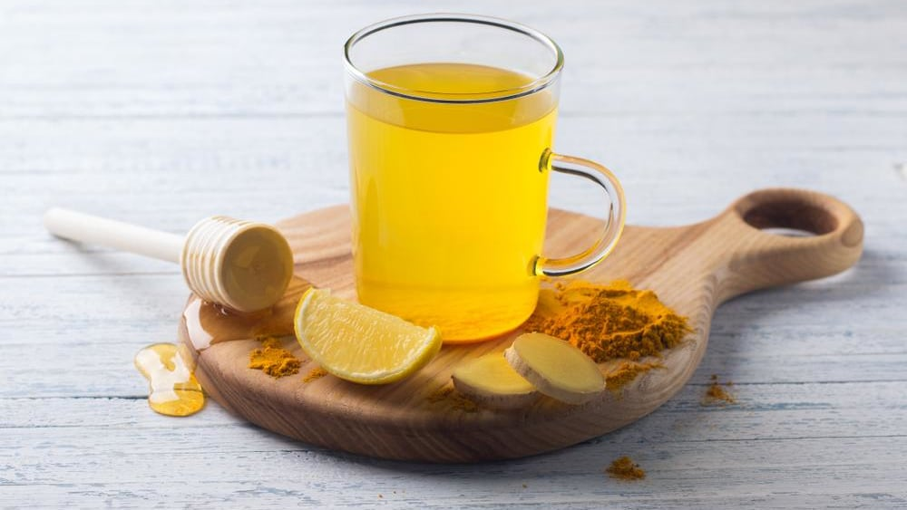 Image of Turmeric Tea Recipe