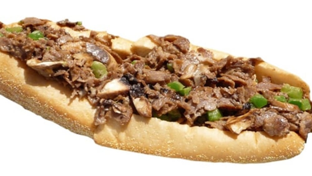"Image of""Healthy"" Philly Cheesesteak"