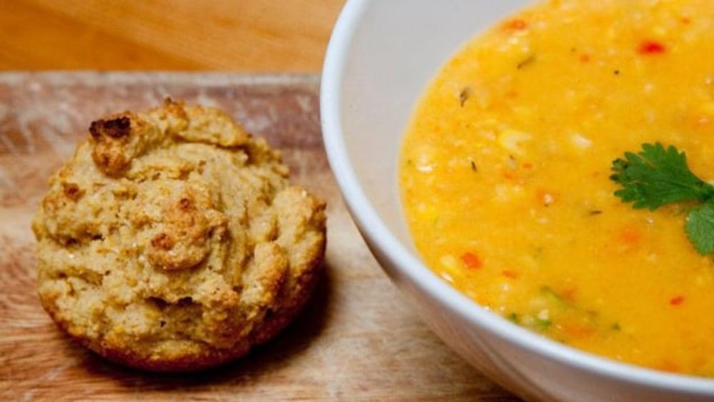 Image ofCowboy Corn Soup