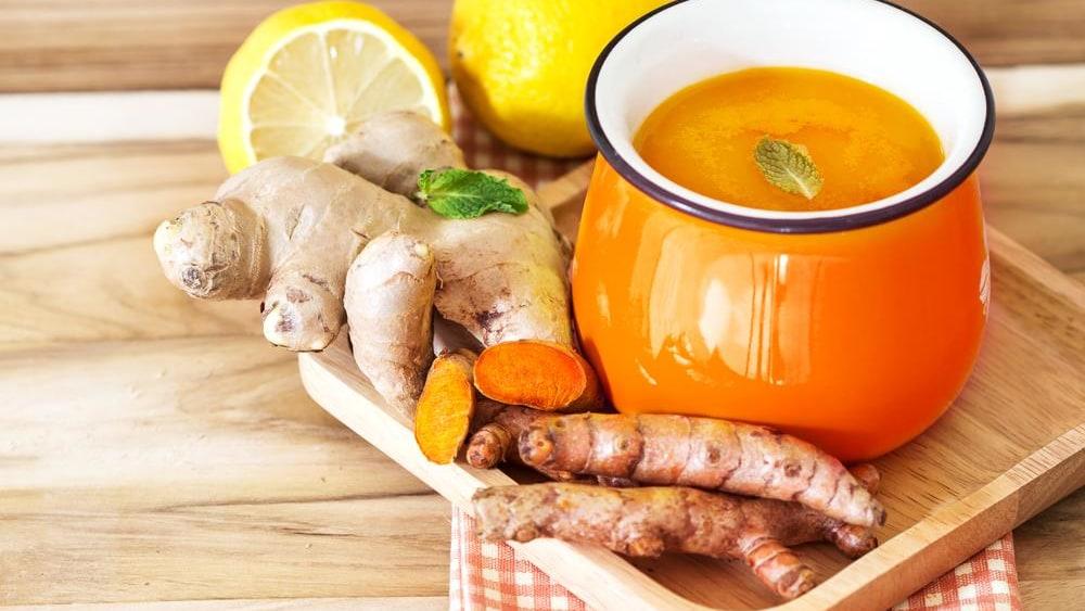 Image of Ginger, Lemon and Cayenne Shot Recipe