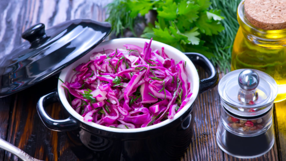Image of Braised Red Cabbage