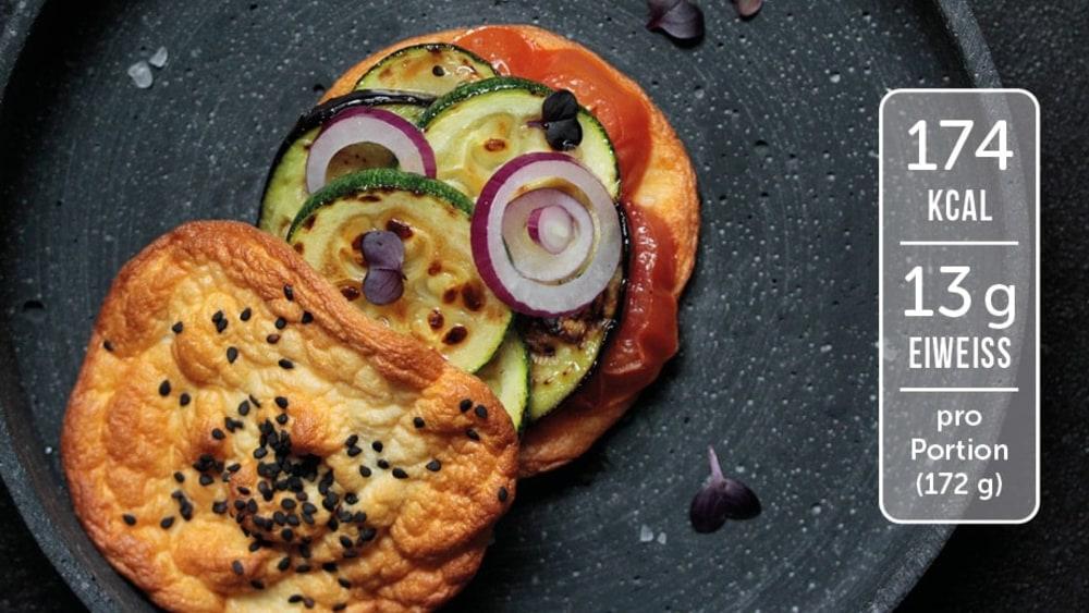 Image of Veggie-Burger