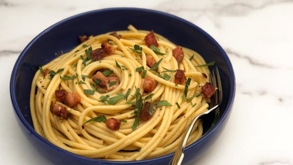 Image of Spaghetti Carbonara