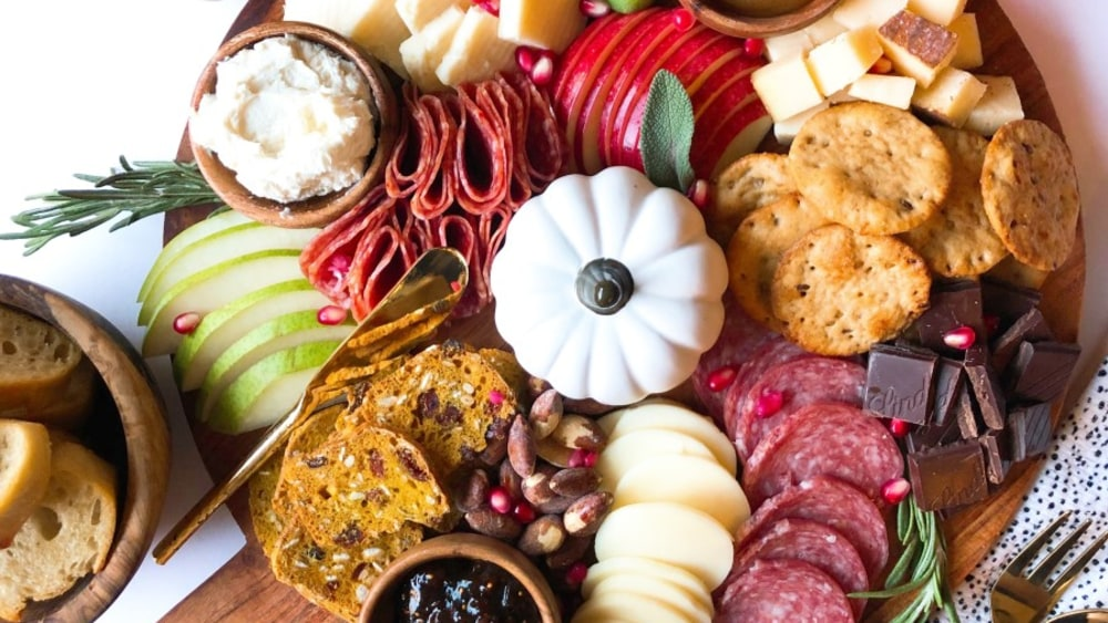 Image ofFall Charcuterie Snack Board