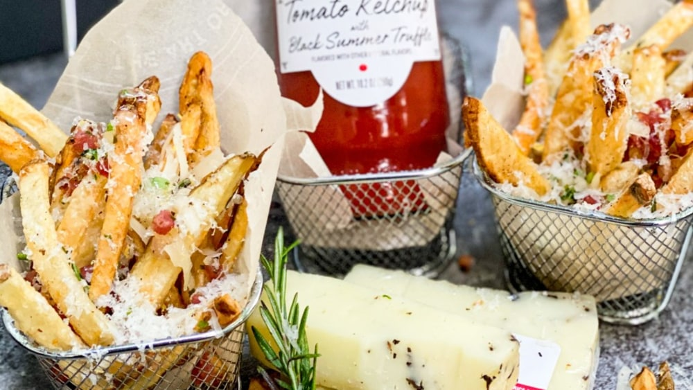Image of Tripple Threat Truffle Fries