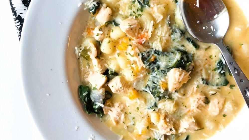 Image ofChicken Gnocchi Soup