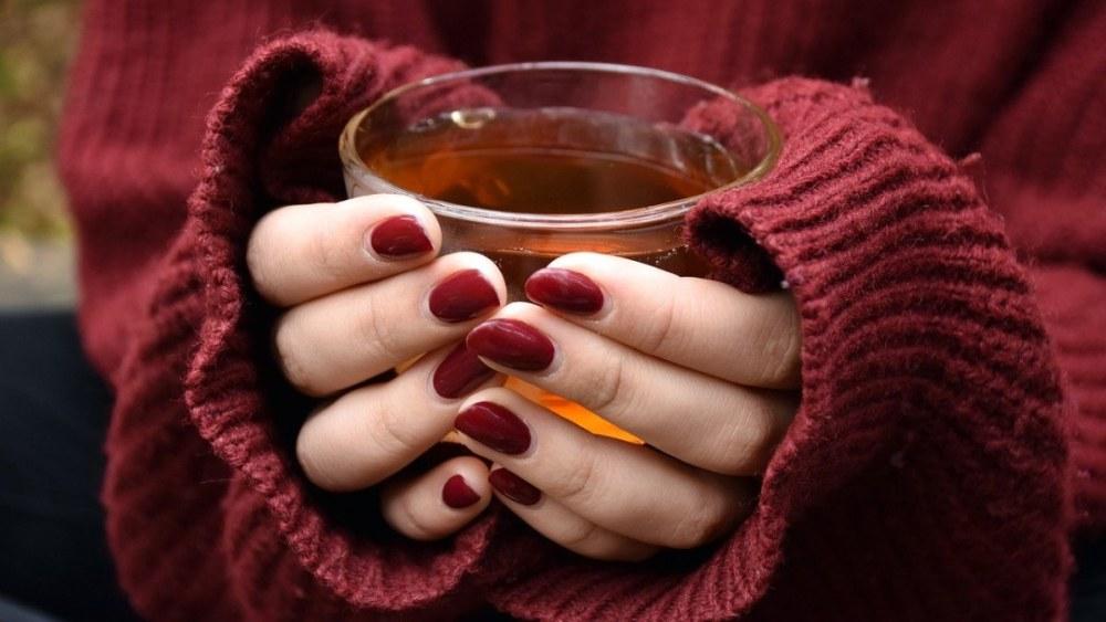 Image ofErkältungsgetränk mit Honig und Ingwer
