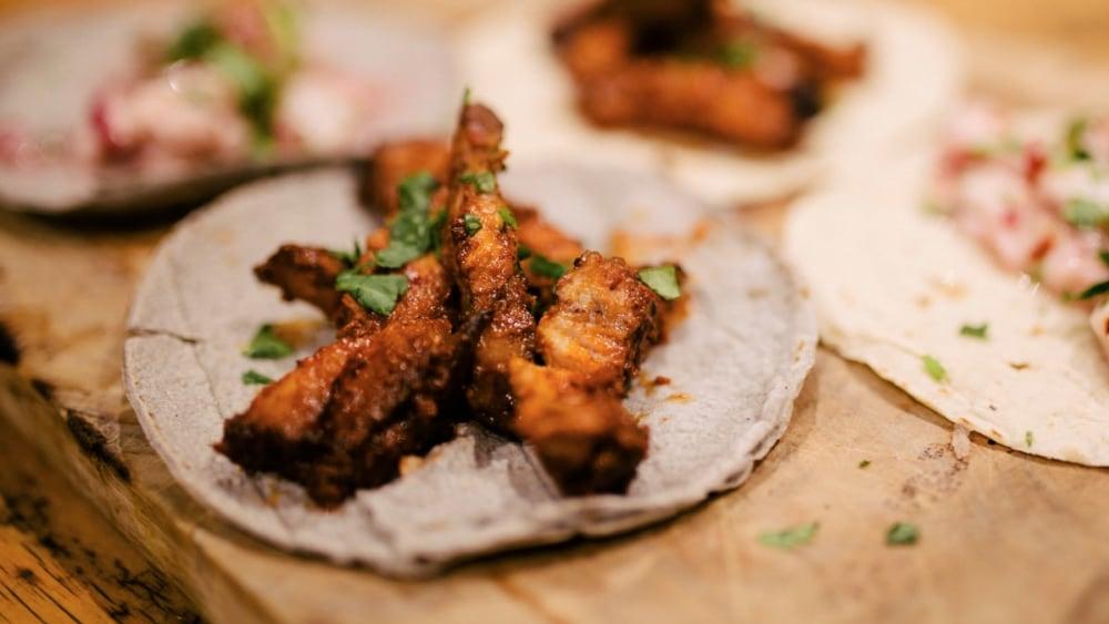 Image of Tacos Al Pastor Recipe