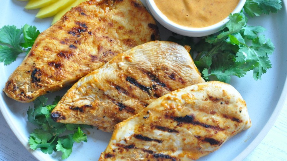 Image ofGrilled Mango Chipotle Chicken