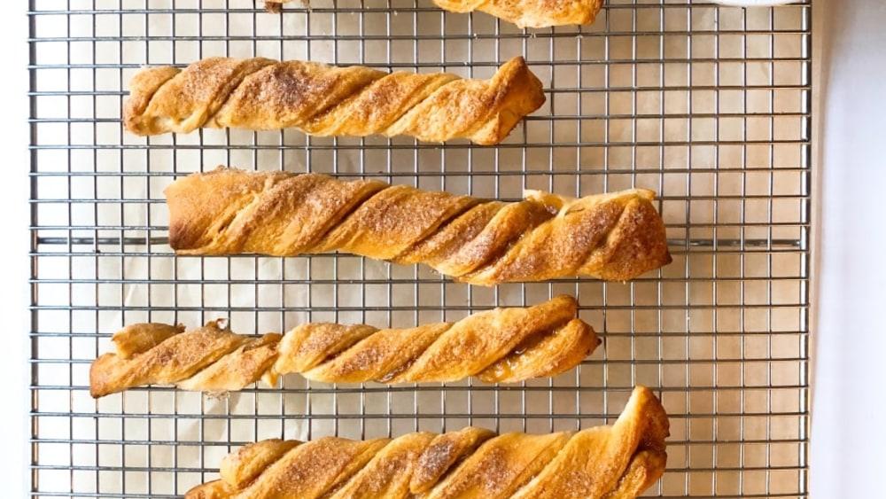 Image of Cinnamon Bun Twists