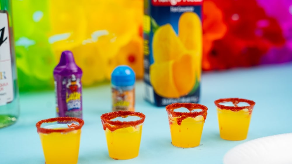 Image ofMango Shots With Mexican Candy