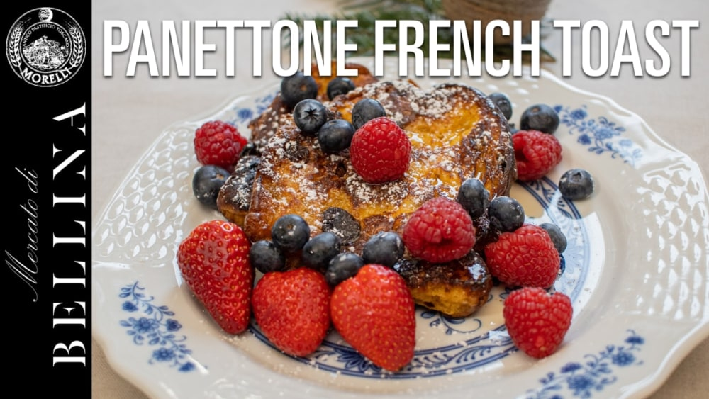 Image of Italian French Toast Panettone