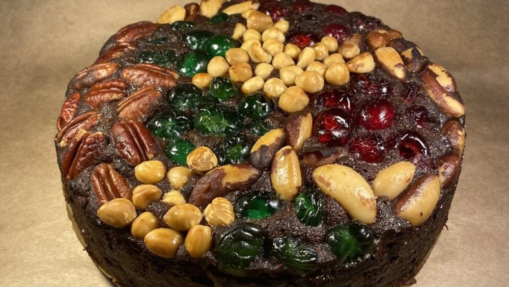 Image ofRich Dark Fruitcake