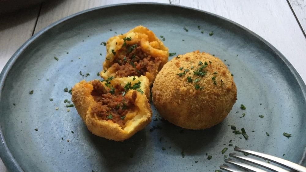 Image of Cuban-ish Potato Balls