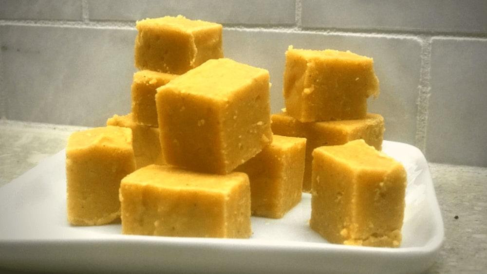 Image of Pumpkin Spice Fudge