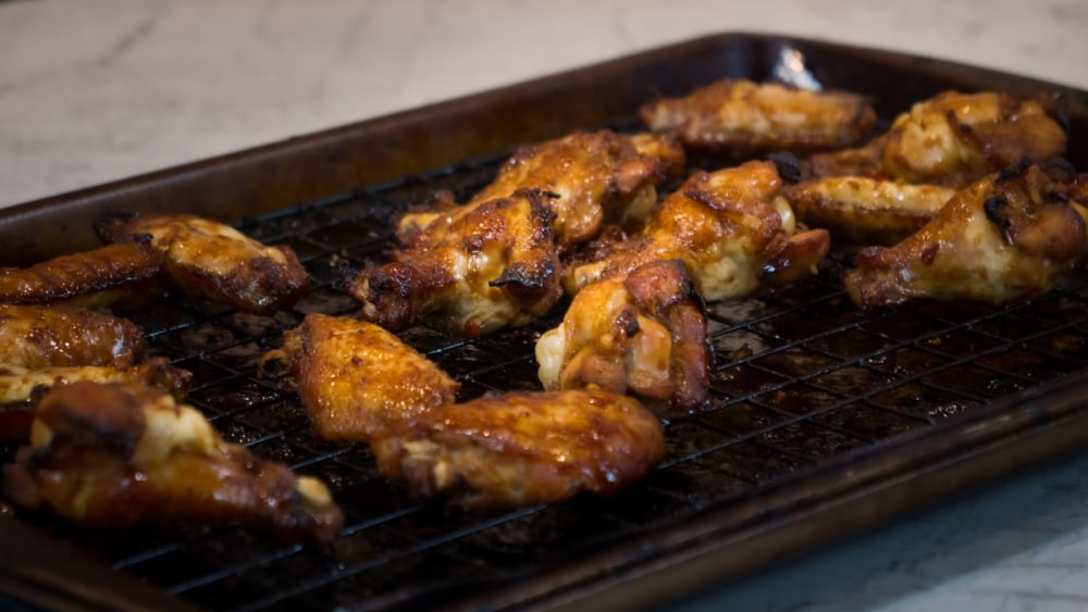 Image ofStacy's Hot Honey Garlic Wings