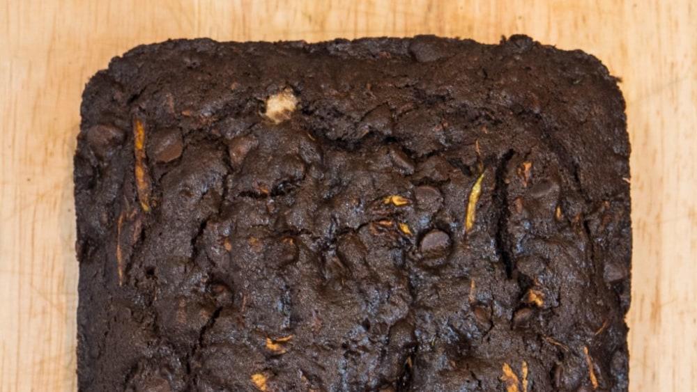 Image ofChocolate Inferno Zucchini Bread