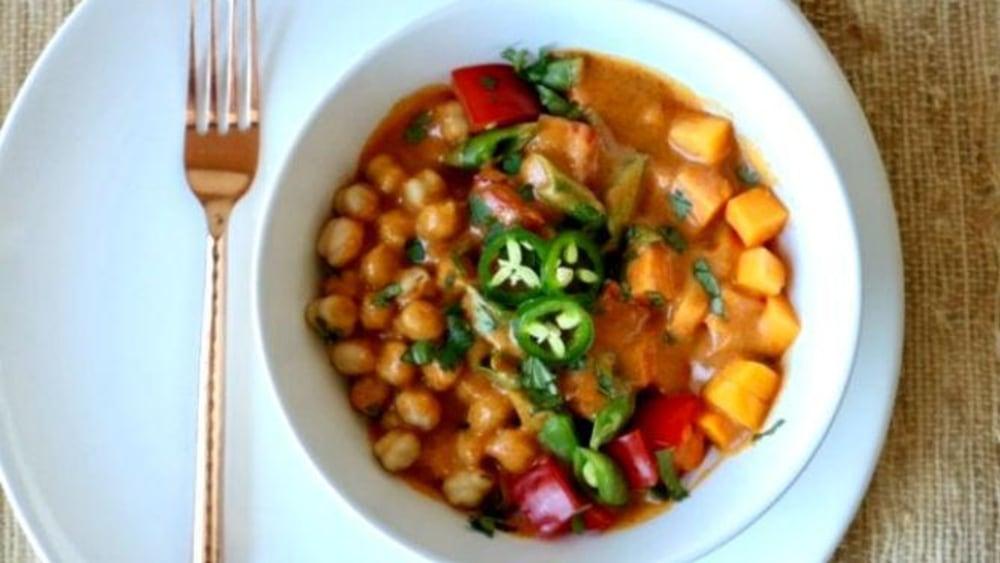 Image of Vegan Vegetable Soup