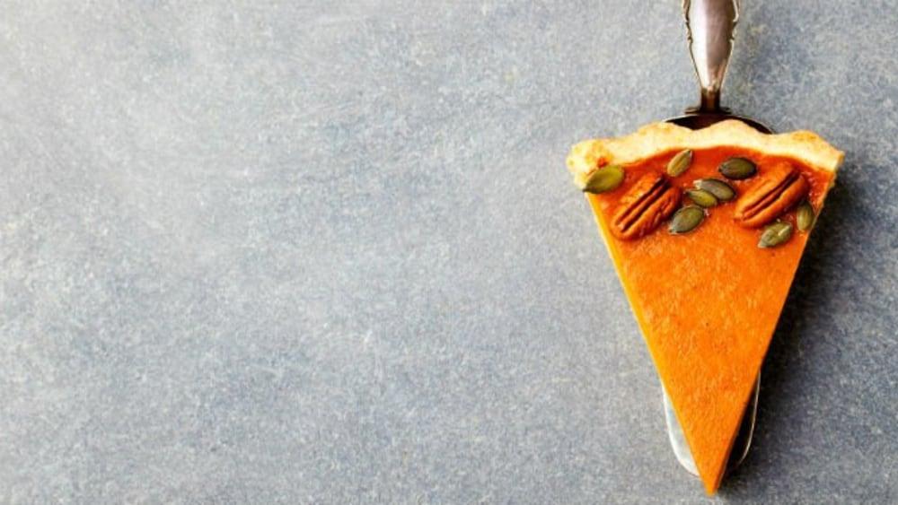Image of Protein Pumpkin Pie