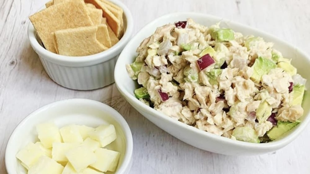 Image of The Best Tuna Salad