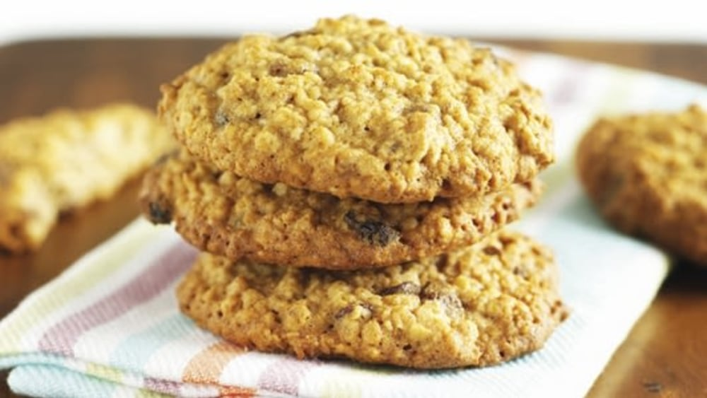 Image of Chewy Oat & Sultana Cookies
