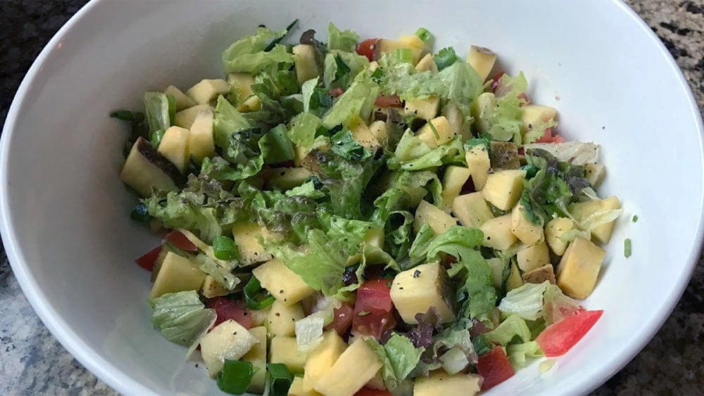 Image of Light & Refreshing ʻUlu Salad Recipe