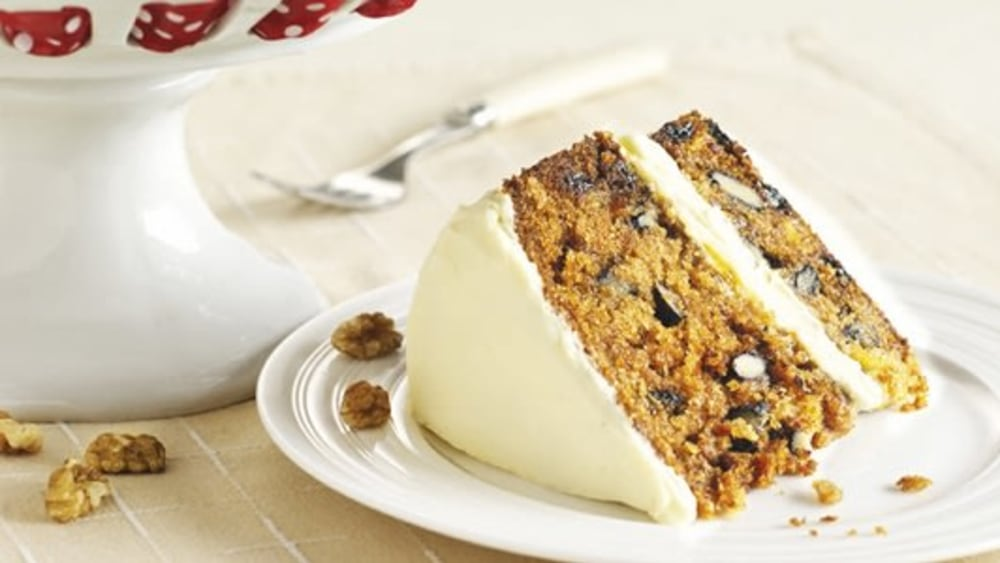 Image of Perfectly Moist Carrot Cake with Apricots