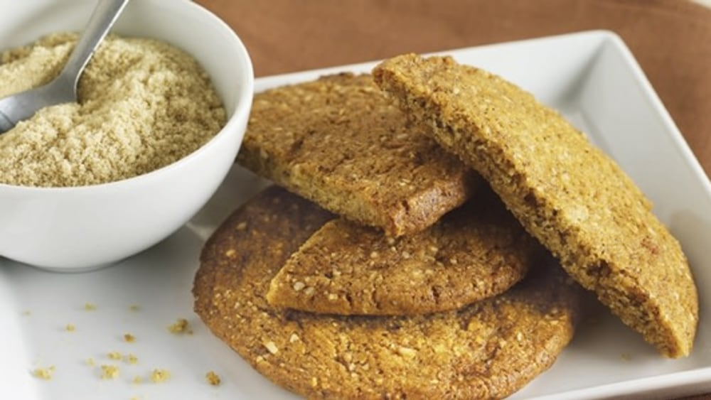 Image of Brown Sugar Hazelnut Biscuits