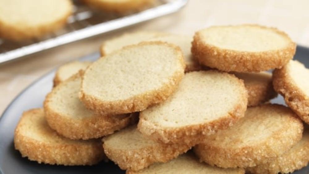 Image of Sugar Crusted Cookies
