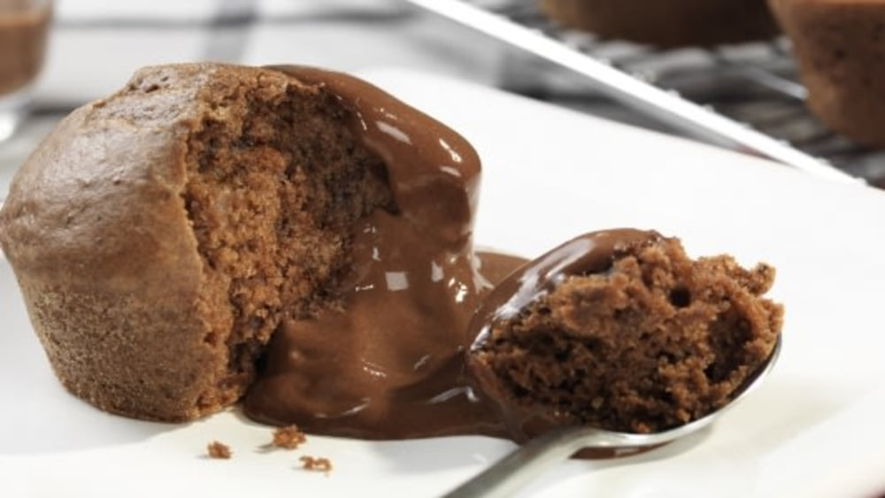 Image of Lower Fat Chocolate Muffins