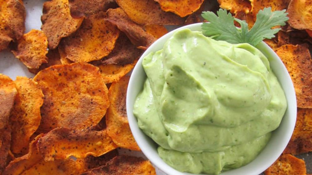 Image ofDaina's Sweet Potato Chips