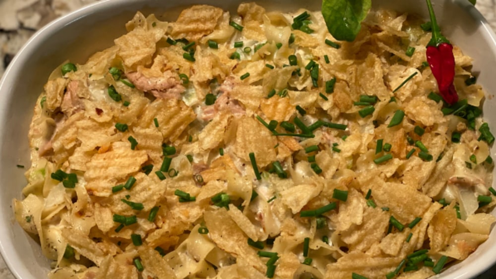 Image of Tuna Noodle Casserole