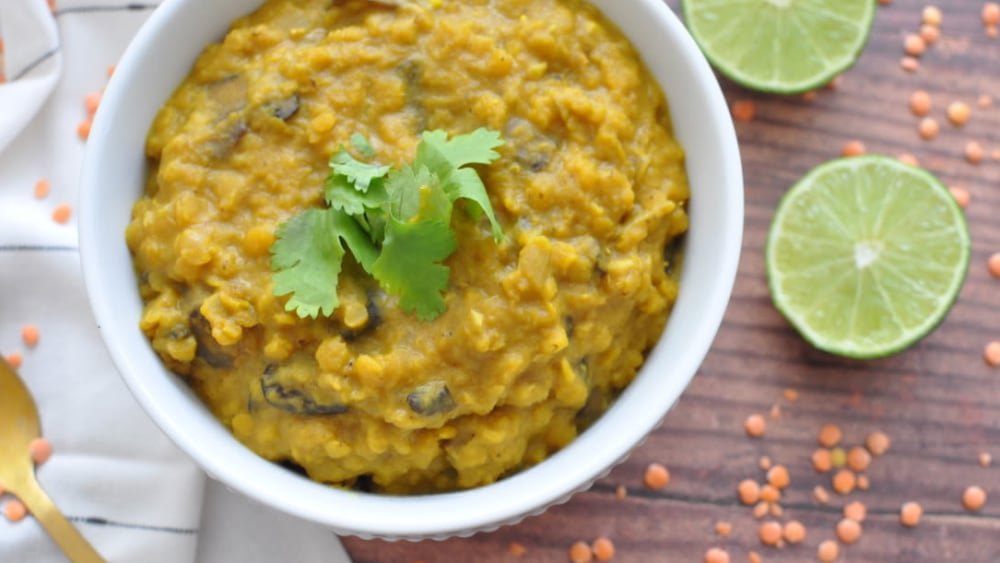 Image of Vegan Red Lentil Curry