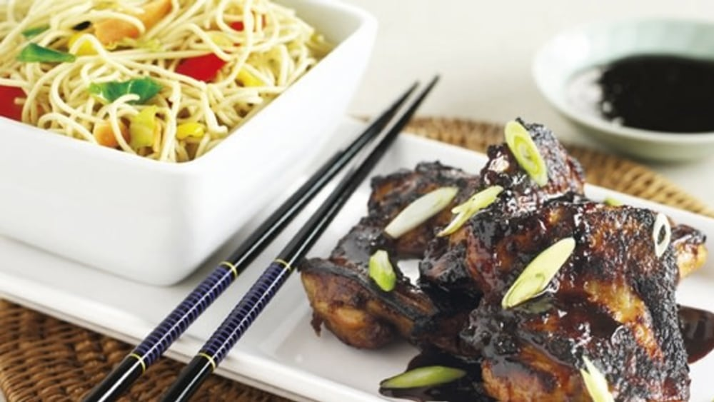 Image of Sticky Teriyaki Chicken