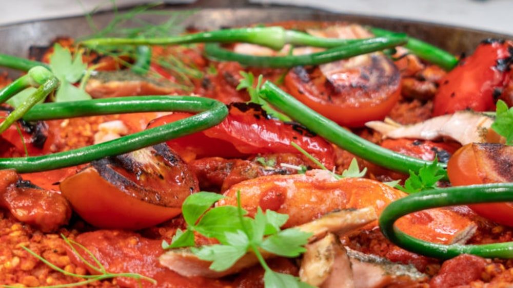 Image of 30 Minute Lobster Paella