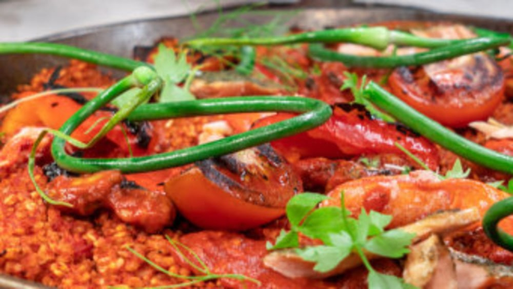 Image of 30 Minute Lobster Paella