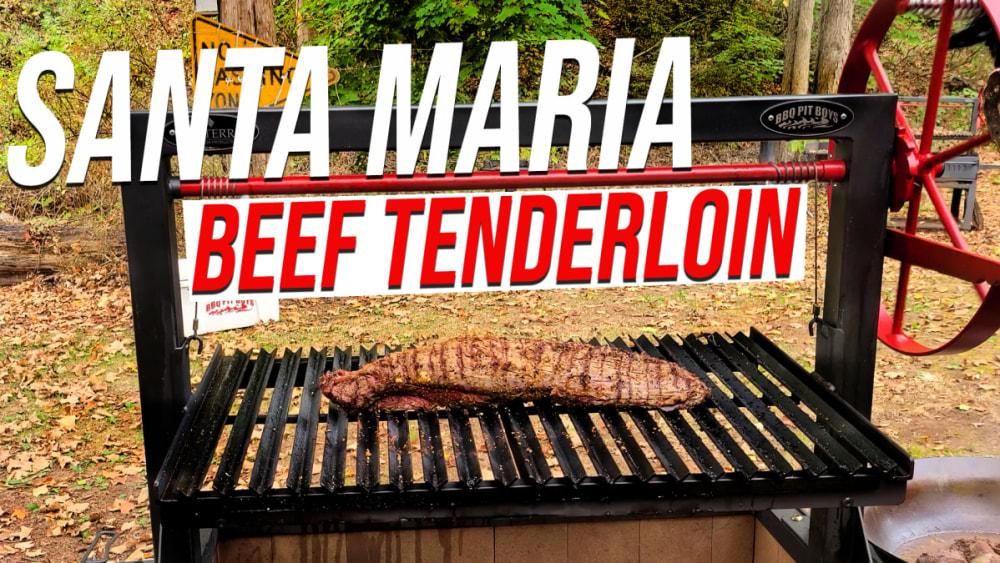 Image of Santa Maria Beef Tenderloin