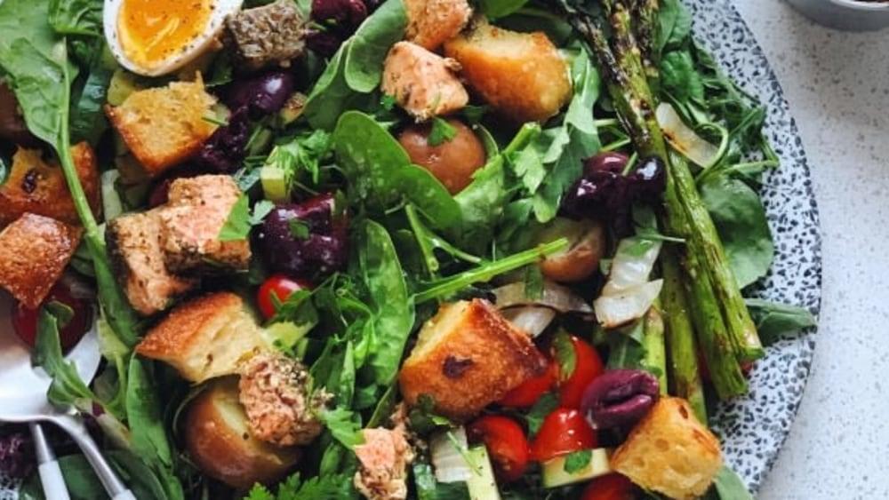Image of Sort-of Nicoise Salad