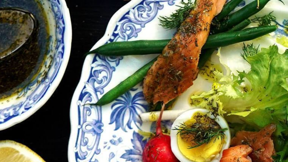 Image of Trout Nicoise