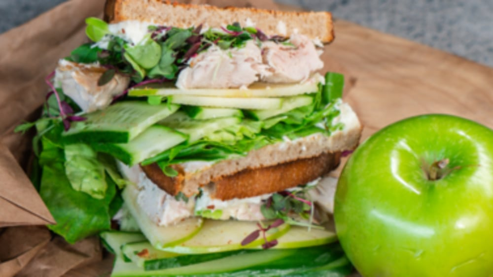 Image of Scout's Signature Tuna Sandwich