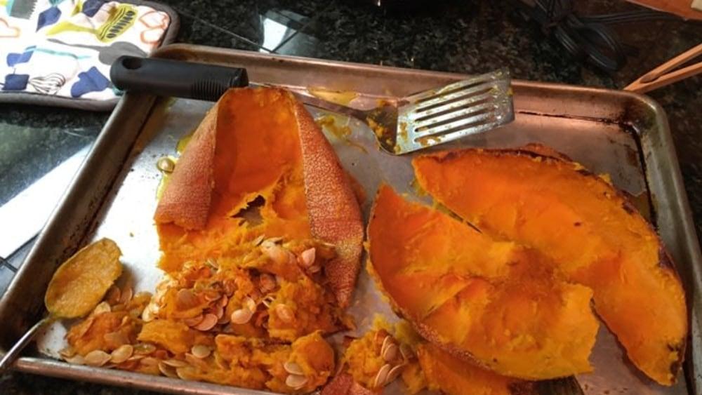 Image of Heather's Pumpkin Pie