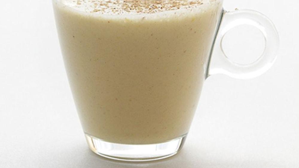 Image of Plant-based Eggnog Smoothie