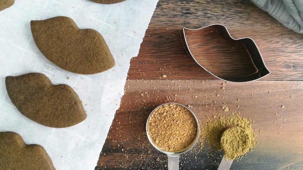 Image ofHojicha Shortbread Cookies