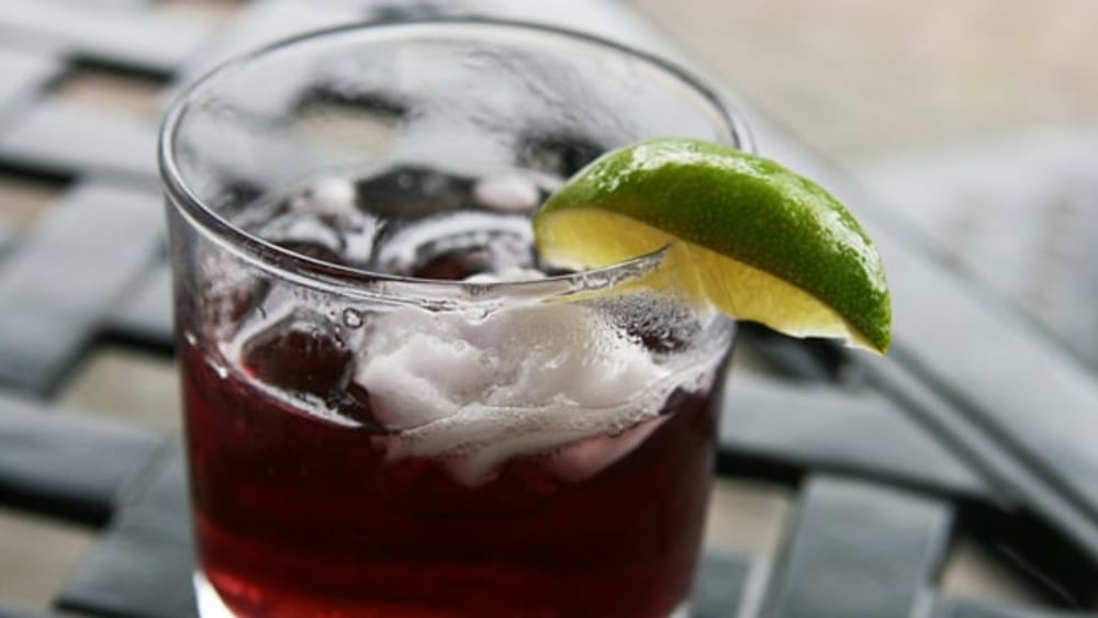Image ofBerry Sanders Cocktail