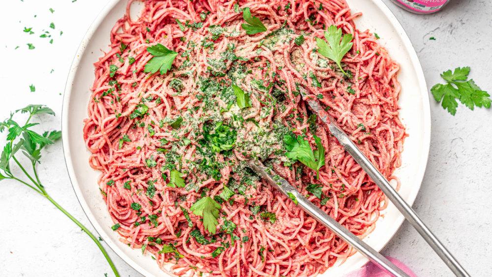 Image of Keto Vegan Spaghetti