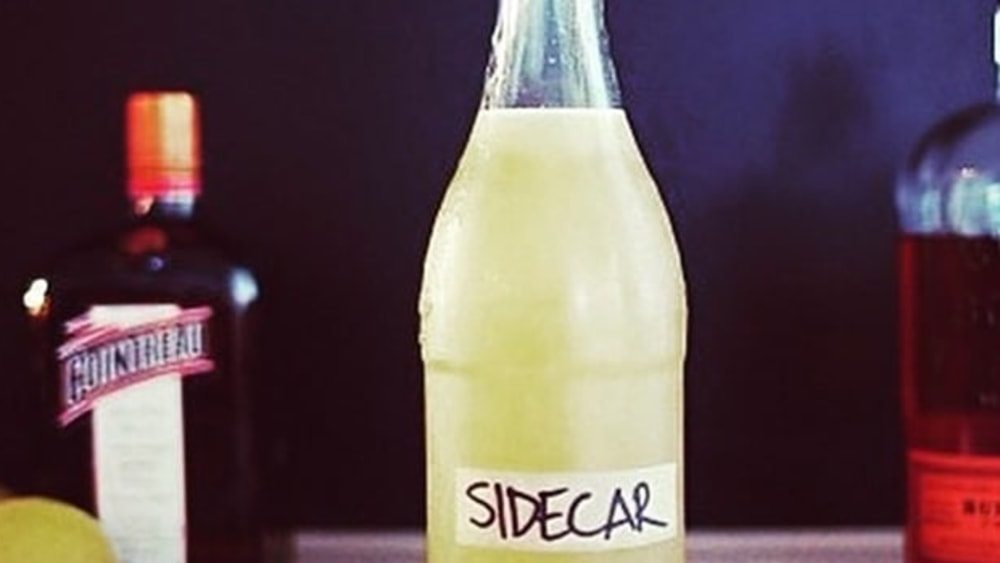 Image ofSidecar Lemonade